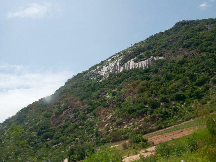 Jos Mountain view