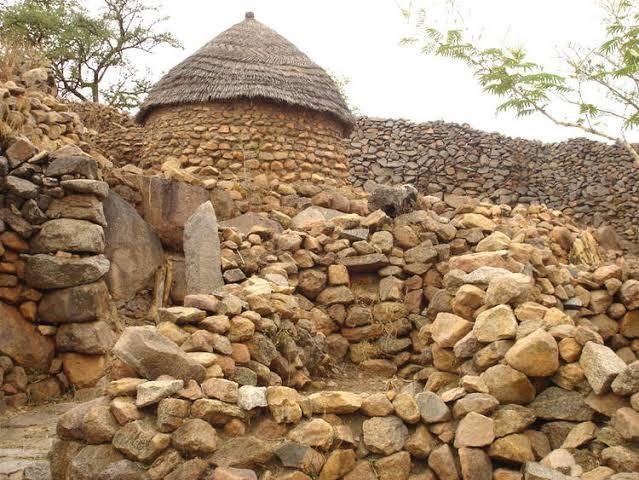 Nok village