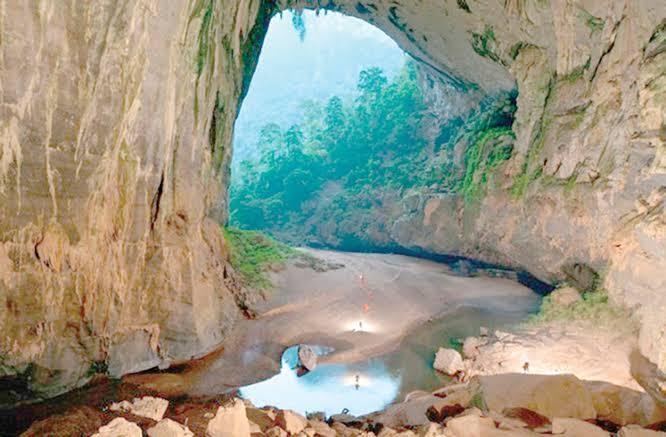 Ogbunike Caves